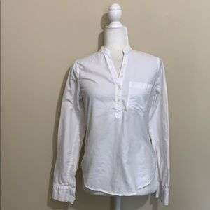 Abercrombie and Fitch 100% Cotton Popover Shirt
